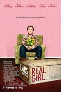 LARS AND THE REAL GIRL DVD 2008 - <span itemprop='availableAtOrFrom'>Mansfield, United Kingdom</span> - LARS AND THE REAL GIRL DVD 2008 - Mansfield, United Kingdom