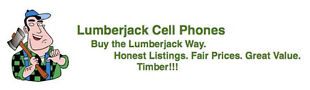Lumberjack Cell Phones