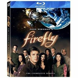 Firefly - The Complete Series (Blu-ray D...