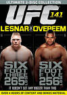 UFC 141: Lesnar vs. Overeem (DVD, 2012, 2-Disc Set) (DVD, 2012)