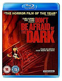 Don't Be Afraid Of The Dark (Blu-ray, 2012)