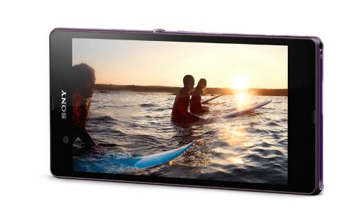 Sony  XPERIA Z - 16 GB - Purple - Smartphone