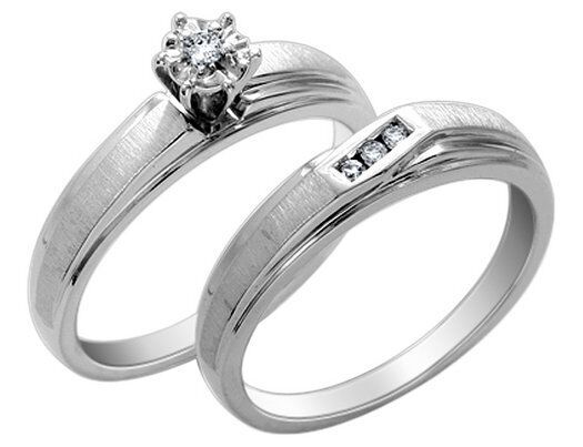 How to Buy a Wedding Ring that Goes with Your Engagement Ring