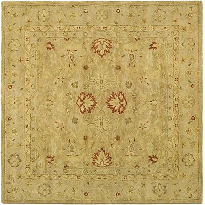 How to Buy an Antique Square Rug on eBay