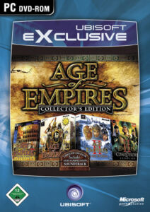 Age Of Empires - Collector's Edition (PC, 2007, DVD-Box) - Deutschland - Age Of Empires - Collector's Edition (PC, 2007, DVD-Box) - Deutschland