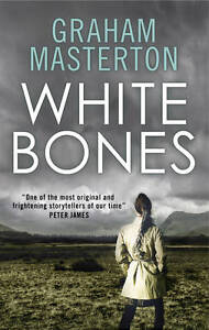 White-Bones-Katie-Maguire-Masterton-Graham-Very-Good-condition-Book