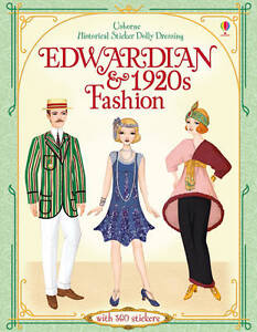 Historical-Sticker-Dolly-Dressing-Edwardian-1920s-Fashion-Usborne-Historical