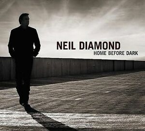 Cd NEIL DIAMOND - home before dark - excellent condition