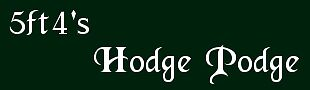 5ft4's Hodge-Podge Store