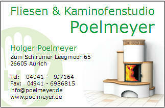 Fliesen & Kaminofenstudio Poelmeyer