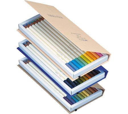 Diese hochwertigen Buntstifte überzeugen durch leuchtende Farben
