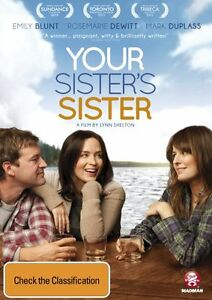 Your Sister's Sister (DVD, 2013)