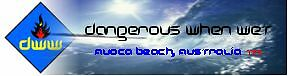 Dangerous When Wet Surf Innovations