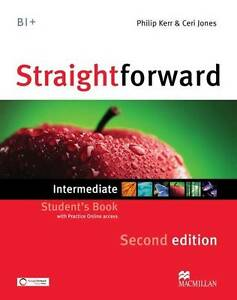 Straightforward Intermediate Level, Philip Kerr