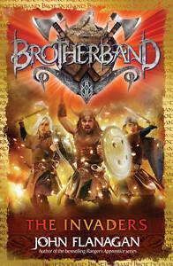FLANAGAN,JOHN-BROTHERBAND: THE INVADERS  BOOK NEW
