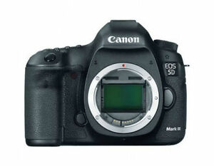Canon EOS 5D Mark III 22.3 MP Digital Ca...