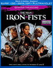 The Man With the Iron Fists (Blu-ray/DVD, 2013, 2-Disc Set, Unrated)