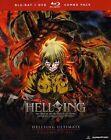 Hellsing Ultimate Blu-ray Discs
