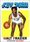 Walt Frazier Basketball Trading Cards