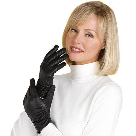 Eine Handvoll Stil: 10 Gelegenheiten, um Damen-Lederhandschuhe zu tragen