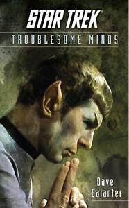 Star Trek Troublesome Minds by Dave Galanter BRAND NEW BOOK (Paperback, 2009)