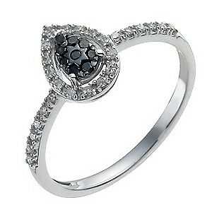 How to Buy a Black Diamond Ring