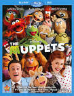The Muppets (Blu-ray/DVD, 2012, 2-Disc Set) (Blu-ray/DVD, 2012)