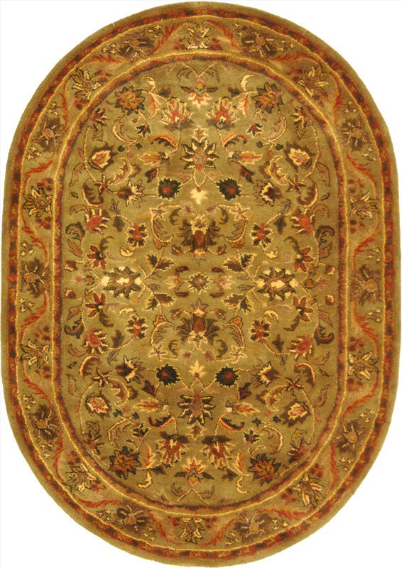 How to Buy an Antique Oval Rug on eBay