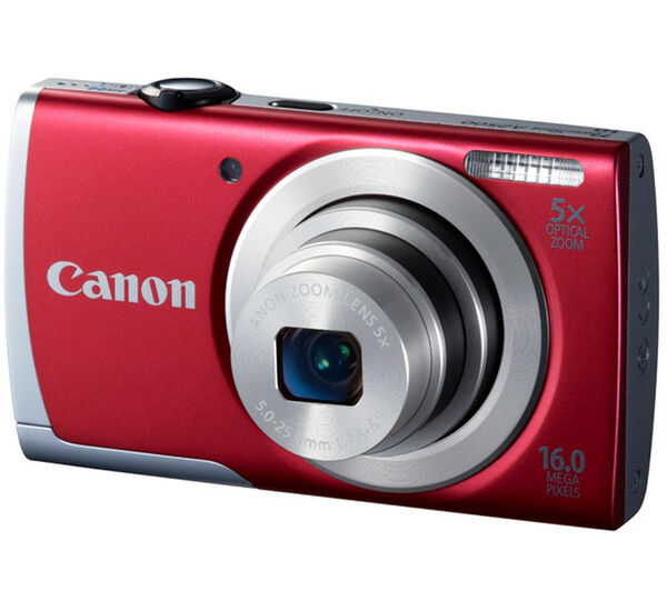Canon Digital Camera Buying Guide