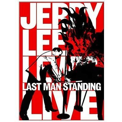 Jerry Lee Lewis: Last Man Standing Live DVD