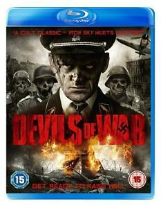 Devils of War  Bluray  New  slip case - <span itemprop=availableAtOrFrom>holyhead, Isle of Anglesey, United Kingdom</span> - returns accepted within 7 days of delivery and in their original unopend packageing, return shipping is your responscbility. Most purchases from business sellers are pr - holyhead, Isle of Anglesey, United Kingdom