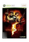 Resident Evil 5 Microsoft Xbox 360 PAL Video Games