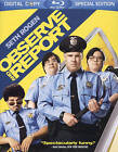 Observe and Report (Blu-ray Disc, 2009, 2-Disc Set, Special Edition; Includes Digital Copy)