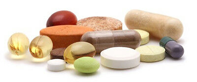 Just For Good Health Supplements
