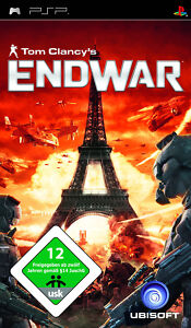 Tom Clancy's EndWar (Sony PSP, 2008) - Deutschland - Tom Clancy's EndWar (Sony PSP, 2008) - Deutschland