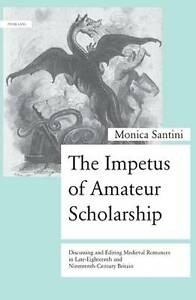 Impetus Of Amateur Scholarship Santini  Monica 9783034303286