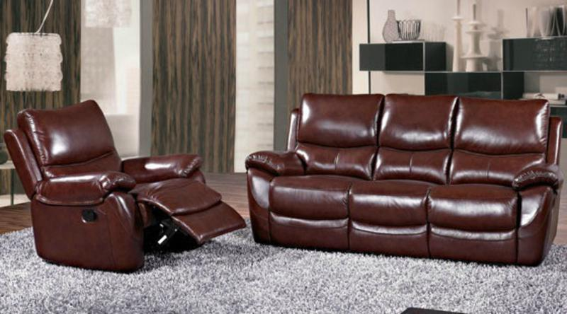 How to Buy a Vintage Leather Suite