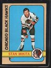 5 Graded Hockey Trading Cards Stan Mikita