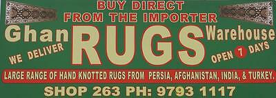 WELCOME TO GHAN RUGS ONLINE STORE