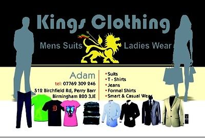 Kings Clothing Birmingham