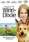 Because of Winn-Dixie (DVD, 2011, Canadian; French)