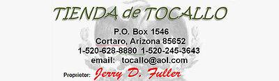 TIENDA DE TOCALLO