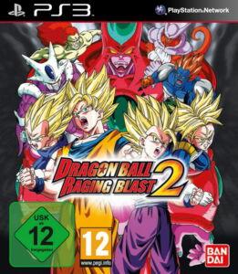 PS3-Playstation-3-Dragon-Ball-Raging-Blast-2-Spiel-in-OVP