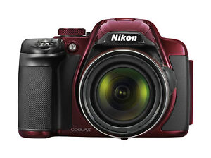 Nikon-COOLPIX-P520-18-1-MP-CMOS-Digital-Camera-with-42x-Zoom-Lens-Factory-Refurb
