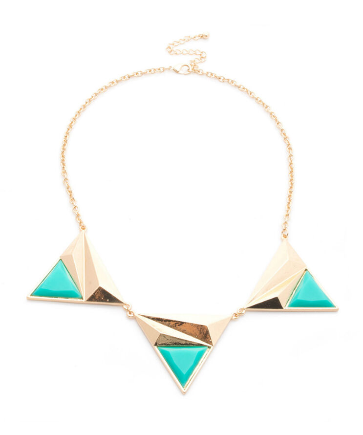 Geometric Necklace Buying Guide