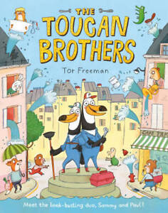 The-Toucan-Brothers-Freeman-Tor-New-Book