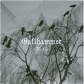 Gallhammer - The End (2013)  CD  NEW/SEALED  SPEEDYPOST