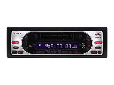 Sony XR-CA350 In-Dash Tape Deck