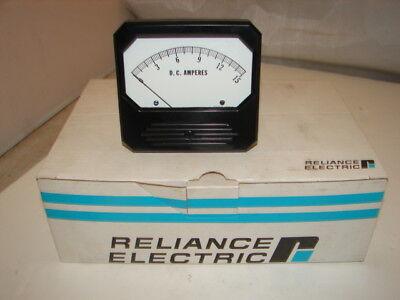 Reliance 65200-u 0-15 Scale Ammeter
