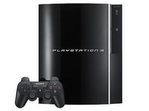 Sony PlayStation 3 40 GB Piano Black Con...
